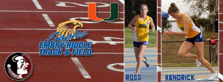 embry riddle track and field meet